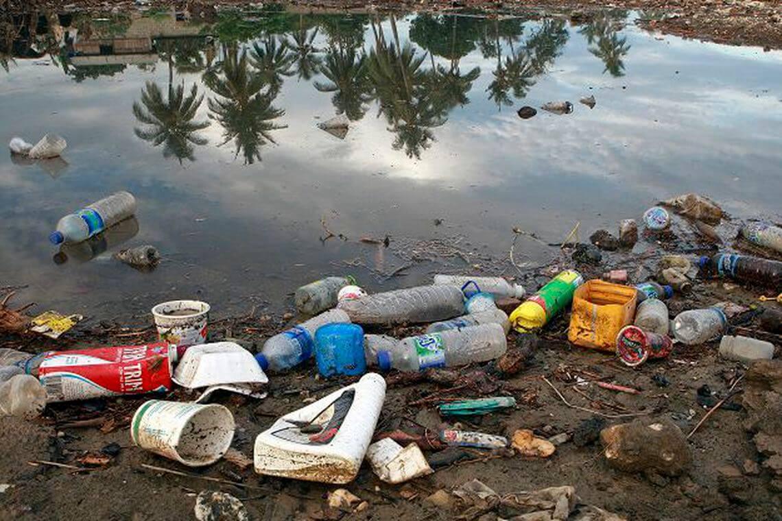 delivery também precisa ser debatido sobre o uso do plástico