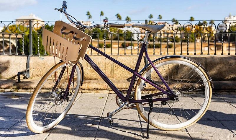 empresa sueca fabrica bicicletas a partir de cápsulas de café