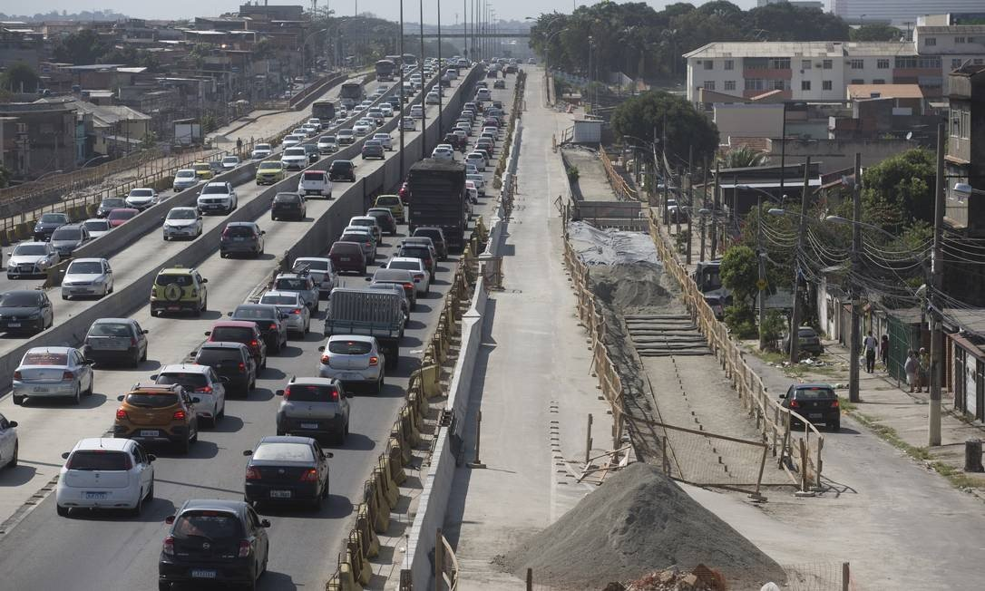 prefeitura do rio traça novo plano do brt transbrasil